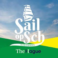 Logo Sail op Scheveningen