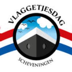 Vlaggetjesdag Scheveningen